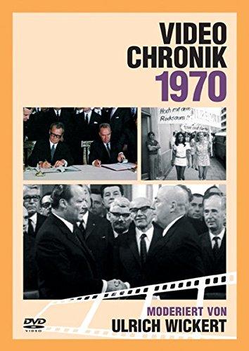 Video-Chronik 1970, 1 DVD