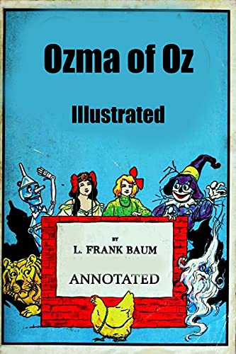 Ozma of Oz Illustrated (English Edition)
