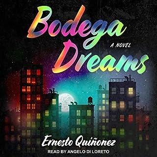 Bodega Dreams audiobook cover art
