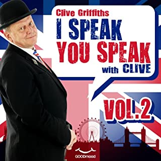 I speak you speak with Clive Vol. 2 copertina