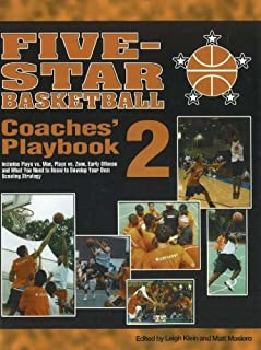 Five-Star Basketball Coaches` Playbook 2