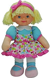 Baby's First Molly Manners Doll - Blonde by Goldberger Doll Mfg. Co.