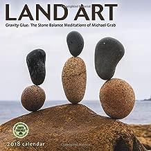 Land Art 2018 Wall Calendar: Gravity Glue — The Stone Balance Meditations of Michael Grab