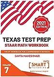 Texas Test Prep STAAR Math Workbook-Grade 7:...
