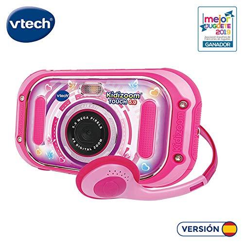 VTech Kidizoom Touch 5.0 Cámara de fotos digital infantil c