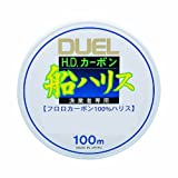 DUEL H956 HDC FUNE LEADER FLUOROCARBON 3.0