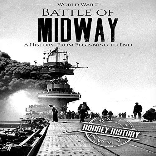 Battle of Midway - World War II audiobook cover art