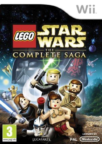 Lego Star Wars - The Complete Saga [Importación Inglesa]