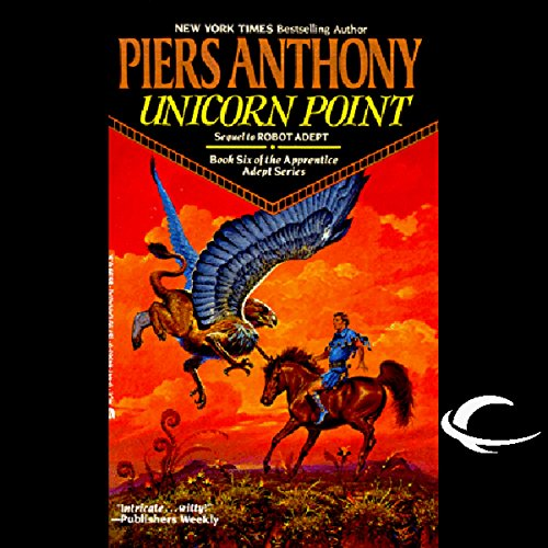 Unicorn Point audiobook cover art