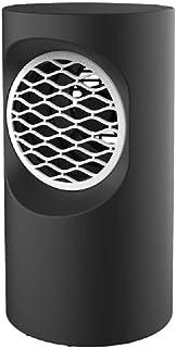 LUCKYGBY Calefactor Eléctrico Viento Caliente y Natural Calentador Portátil para el hogar y la Oficina,Silencioso, Ahorro de Energía, Protección Sobrecalentamiento, para Mesa/Cuarto/Baño/Oficina