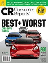 Consumer Reports Magazine April 2020 Auto Issue Best and Worst Cars SUVs Trucks