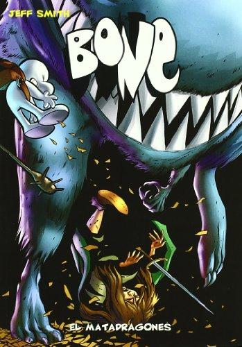 Bone 4 El Matadragones - Bol