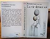 La vie devant soi - Gallimard - 01/01/1998