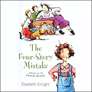 The Four-Story Mistake audiobook cover art