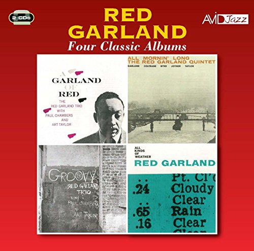 Four Classic Albums (A Garland Of Red / All Mornin' Long / Groovy / All Kinds Of Weather)