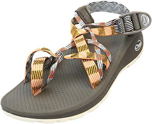 Chaco Women's Zcloud X2 Remix Sport Sandal, Cottage Poppy, 10 M US