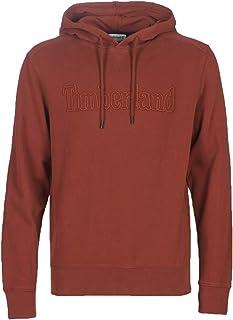 Timberland TR Timb o/h Sweat Syrah Sweatshirts and Fleece Jackets Hommes Red Sweatshirts