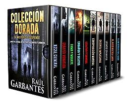 Colección dorada de misterio y suspense: libros en español de misterios, asesinatos y crímenes de [Raúl Garbantes, Giovanni Banfi]