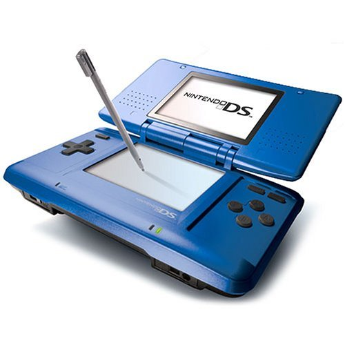 Nintendo DS Electric Blue (Renewed)