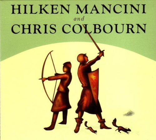 Hilken Mancini and Chris Colbourn by Kimchee Records