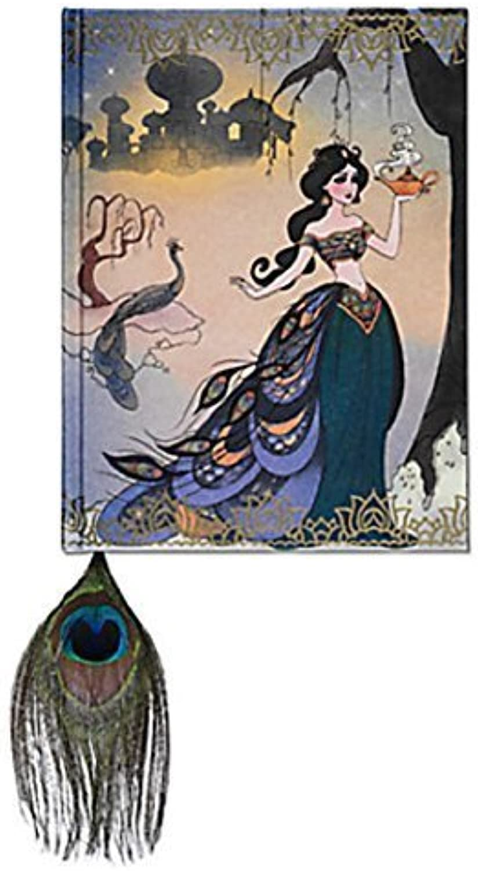 Disney Store Art of Jasmine Journal Diary by Disney