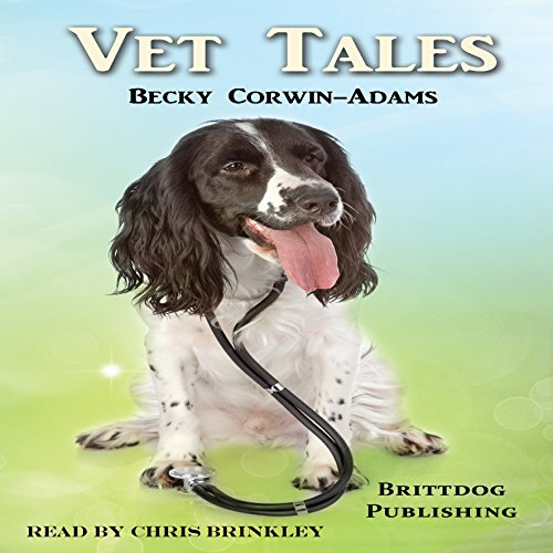 Vet Tales audiobook cover art