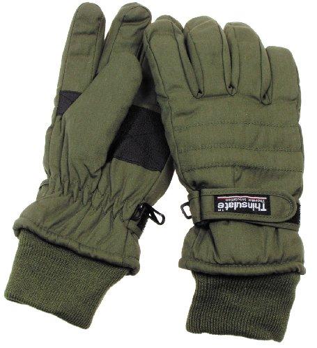 MFH Thinsulate Gants XL Vert - Vert