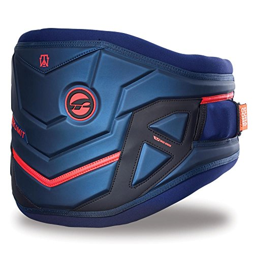 Prolimit Team Wave Surf cadera de Keystone 2016 – surferworld, Blue / Red, small