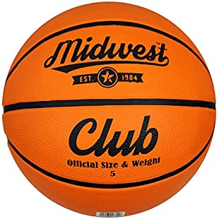 Customer reviews Midwest Club Basketball Ball - Tan, Size 5:Eventmanager