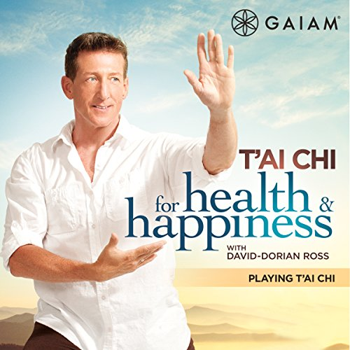 Playing Tai Chi audiobook cover art