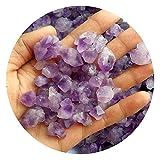 DALEI Piedras de Cristal para Peces de Acuario Tanque de Tiesto Planta carnosa del Paisaje del jardín