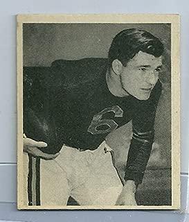 1948 Bowman Football Don Kindt Card # 23 Ex Condition Set Break (CSC) Chicago Bears