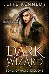 Dark Wizard by Jeffe Kennedy book cover