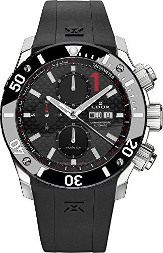 Edox Class-1 herenhorloge Chronoffshore automatisch 01114 3 NIN