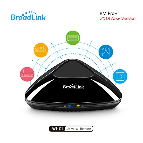 Broadlink RM Pro+ WiFi Smart Home all in one automazione apprendimento telecomando...