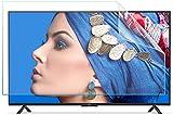 Auoeer 32-75 Pulgadas TV PERSECTOR DE TV Película Protectora Anti Blue Ray para TV Familia Ojos Protección De Fatiga Adecuado para Todos (Color : Matte Version, Talla : 70 Inch 1538X869mm)