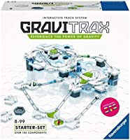 Gravitrax 27504 Ravensburger Gravitrax Zestaw Startowy (27504) Zabawka Konstrukcyjna Tor Z Kulkami Dla Chłopców I...