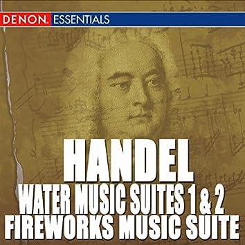 Handel: Water Music Suites 1 & 2 - Fireworks Music Suite