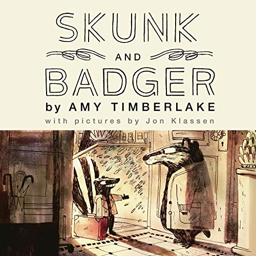 Skunk and Badger Titelbild