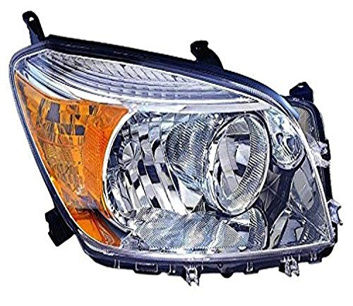 DEPO 312-1197R-US1 Replacement Passenger Side Headlight Lens Housing (This product is an aftermarket product. It is not created or sold by the OE car company)