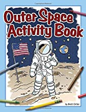 Outer Space Activity Book (Color and Learn)
