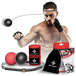 Boxing Ball Headband Review