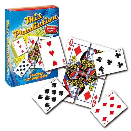Mis-Prediction by Di Fatta Magic - Trick
