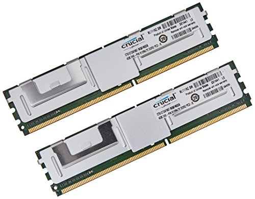 Crucial RAM 8 Go (2 x 4 Go)