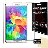 TECHGEAR [2 Pack] Protection d'Écran pour Galaxy Tab S 8.4, Film de Protection Ultra Clair avec...