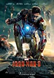 IRON MAN 3 - ROBERT DOWNEY JR – Imported Movie Wall