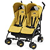 Peg Perego Pliko Mini Passeggino Twin, Mod Yellow