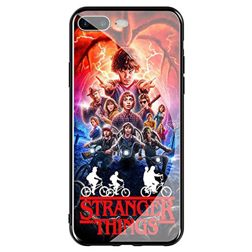 Compatible with Cover iPhone 6 Plus & Cover iPhone 6S Plus Tempered Glass Phone Case Cover STR Anger TH ings Case_Mode_784