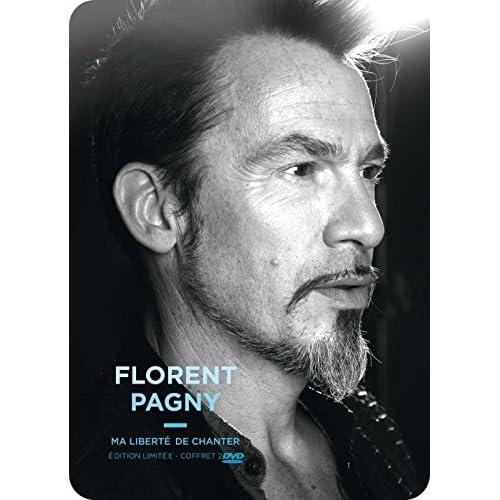 Florent Pagny - Ma Liberte De Chanter (2 Dvd)
