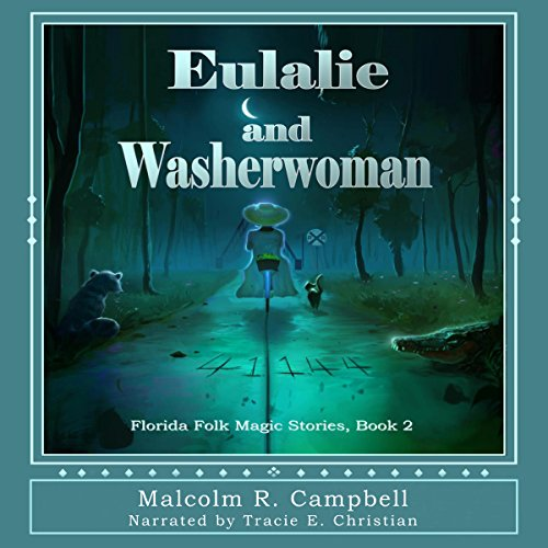 Eulalie and Washerwoman audiobook cover art